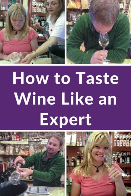 Step Step Guide Taste Wine Like Experts