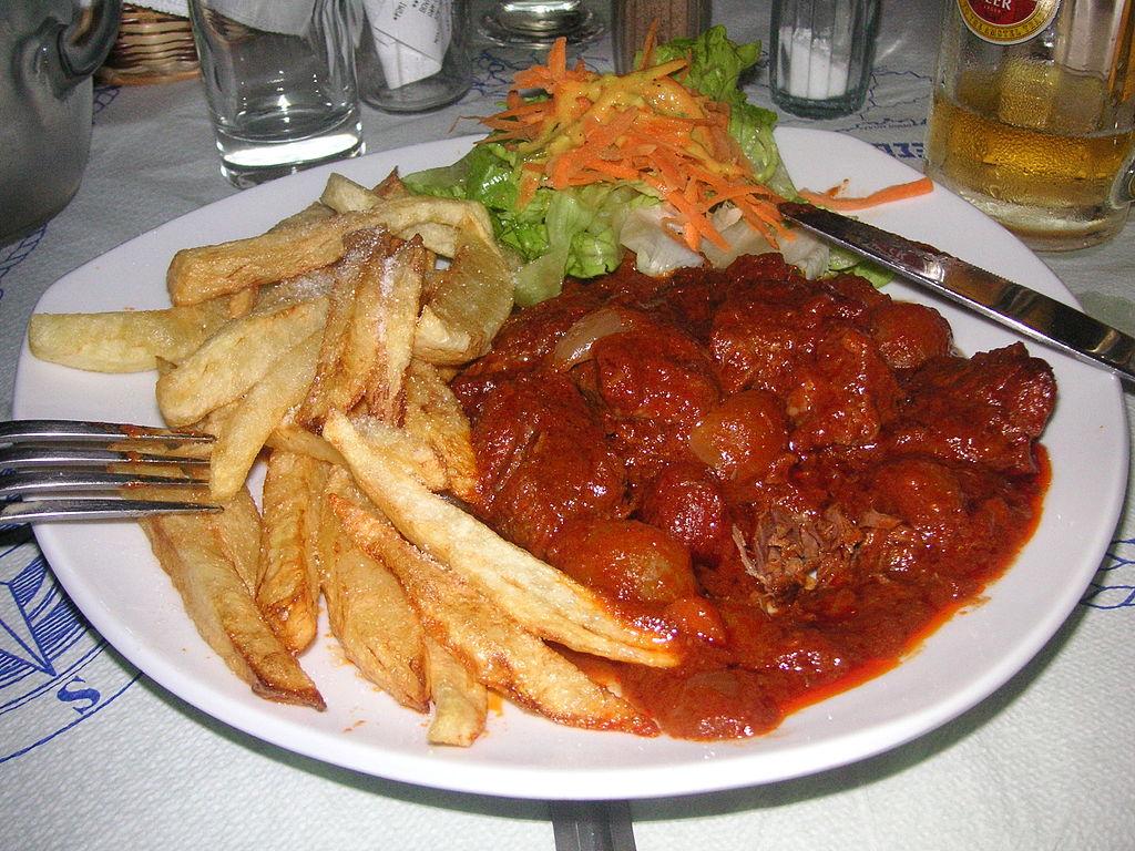 greek meals, Stifado, greek stew