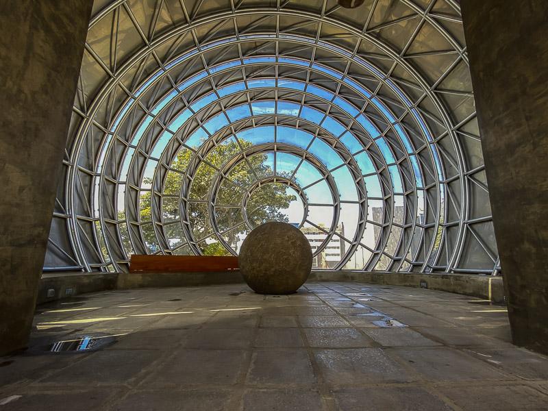 Choses à faire à San José Visitez la sphère de pierre