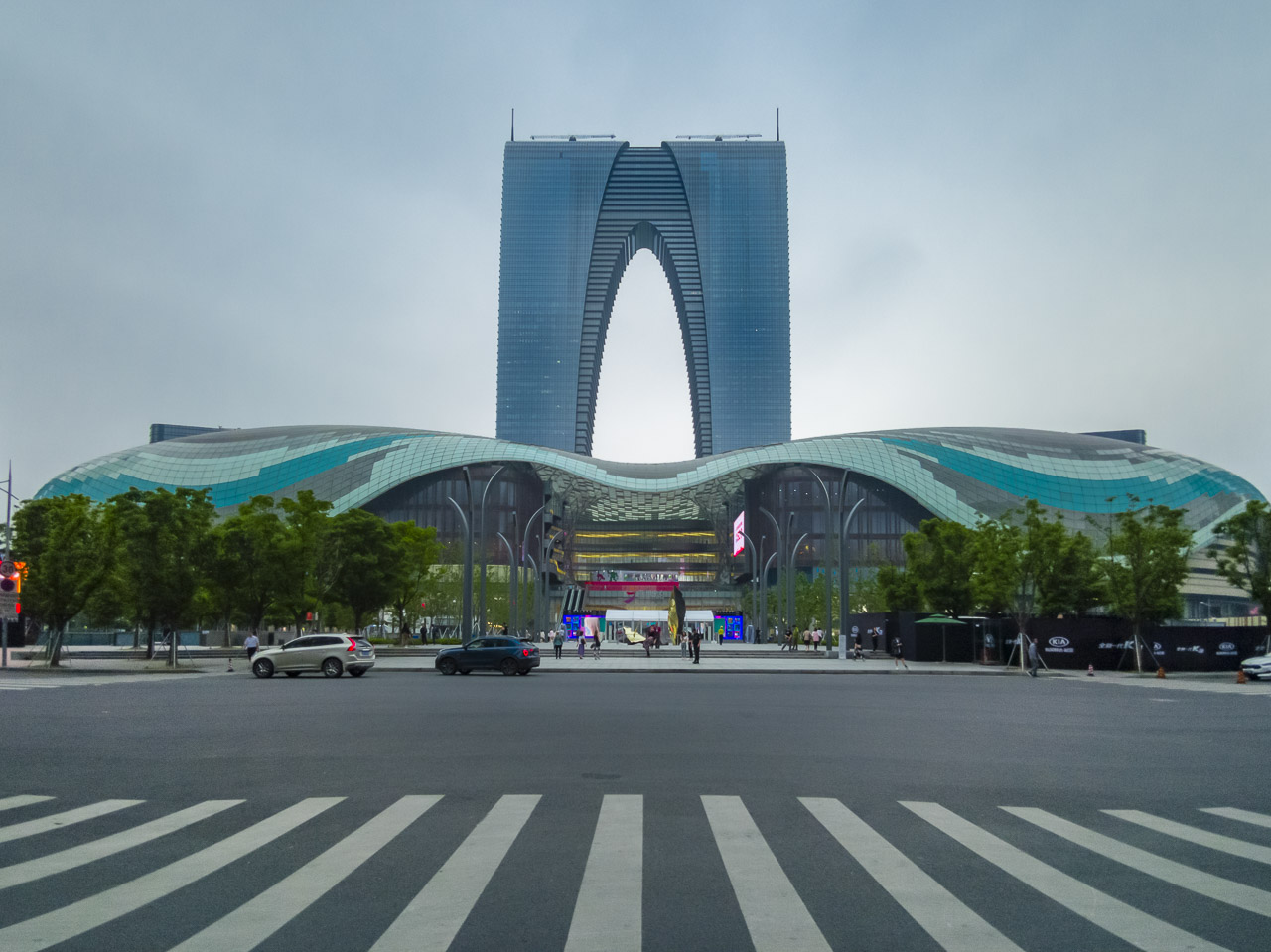 The Suzhou Center Mall