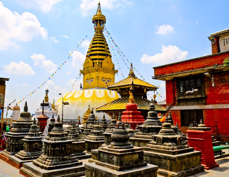 things to do in kathmandu swayambhutath temple