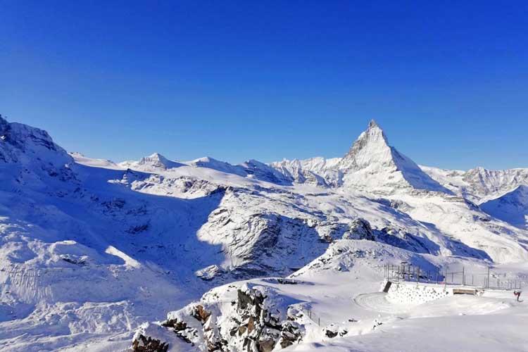 gornerhrat for panoramic views