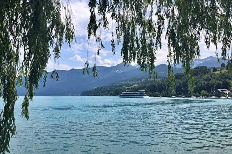 travel switzerland | Lake Thun day 2 itineraery