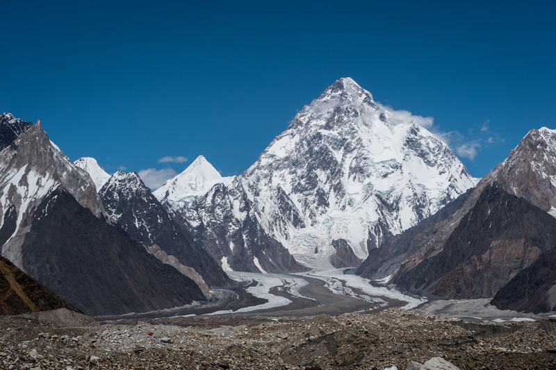 Tallest Mountains in the World - K2