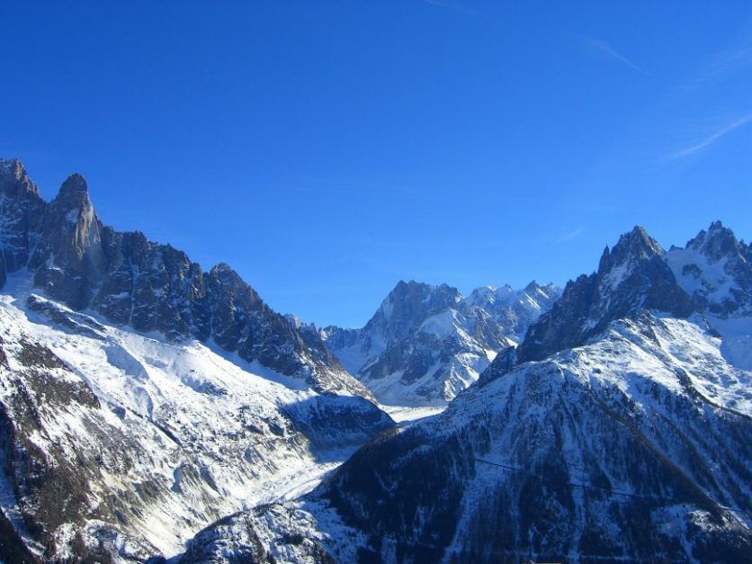 Tallest, Biggest Mountains - Mont Blanc