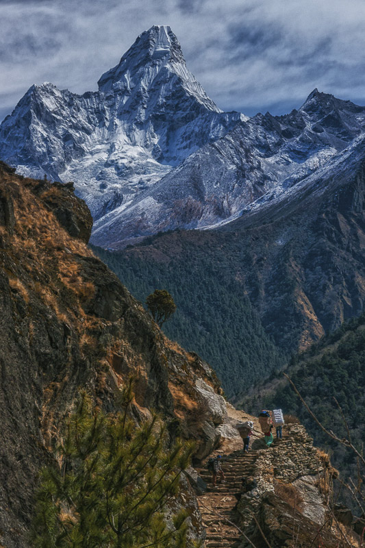 Biggest, Tallest Mountains - Ama Dablam