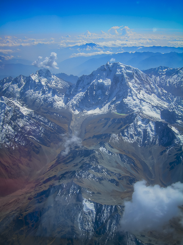 Biggest, Tallest Mountains - Mount Aconcagua