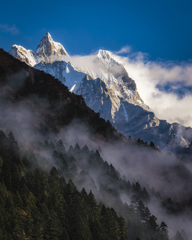 Tallest Mountains on Earth - Bhutan