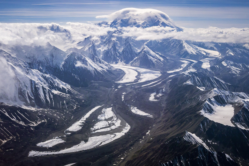 Biggest, Tallest Mountains - Mount Denali