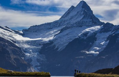 Biggest, Tallest Mountains - Jungfrau