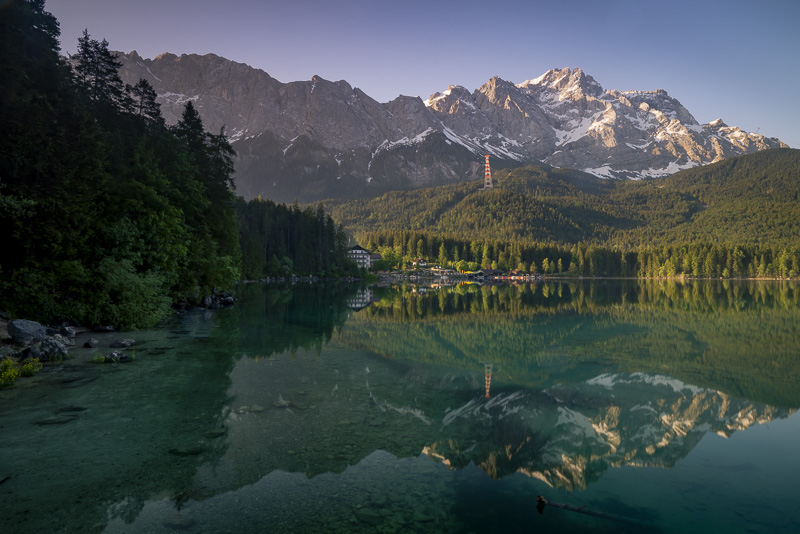 Biggest, Tallest Mountains - Zugspitze
