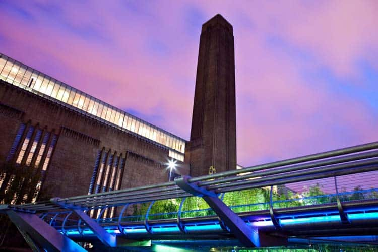 Tate Modern Three Days in London 3 day London itinerary England