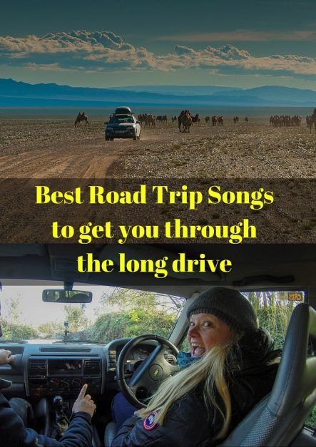 best road trip songs