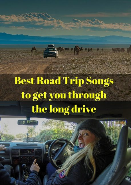 road trip songs pinterest