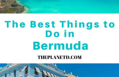 The top attractions in Bermuda