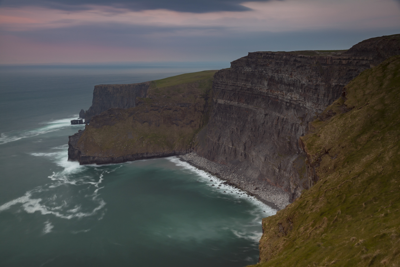 The Cliffs of Moher near Ring of Kerry