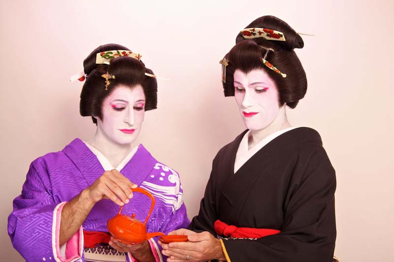 geisha spotting in kyoto