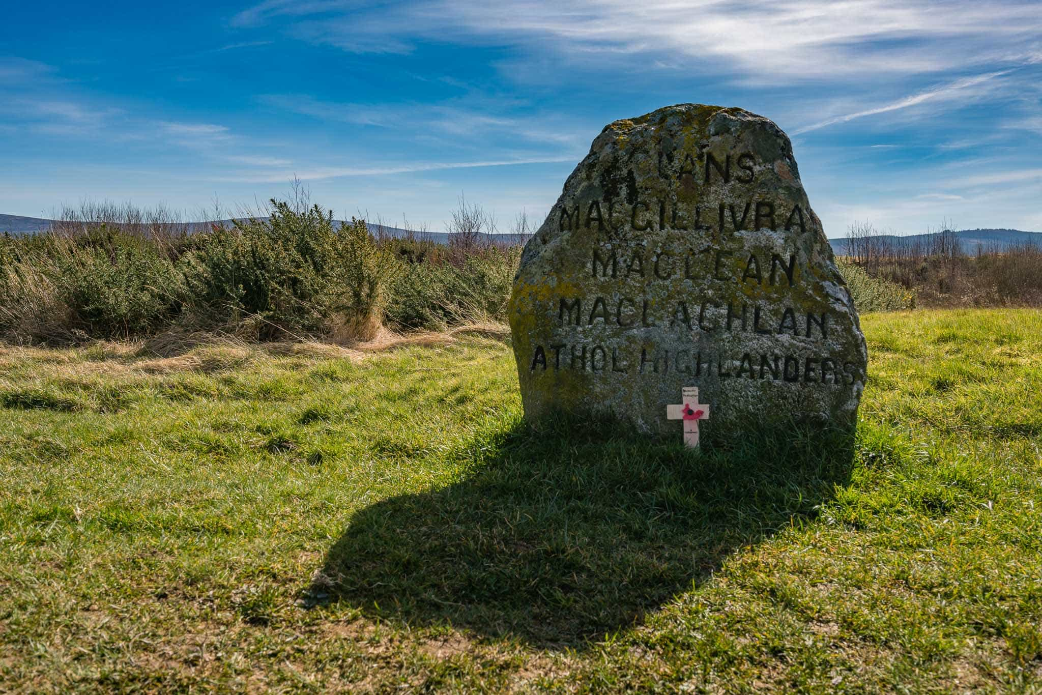 Things to do in Inverness: Learn about Scottish History at the Culloden Battlefield