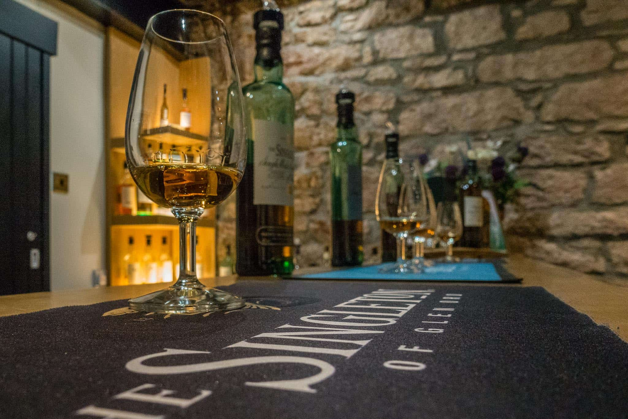Things to do in Inverness: Visit the Glen Ord Distillery.