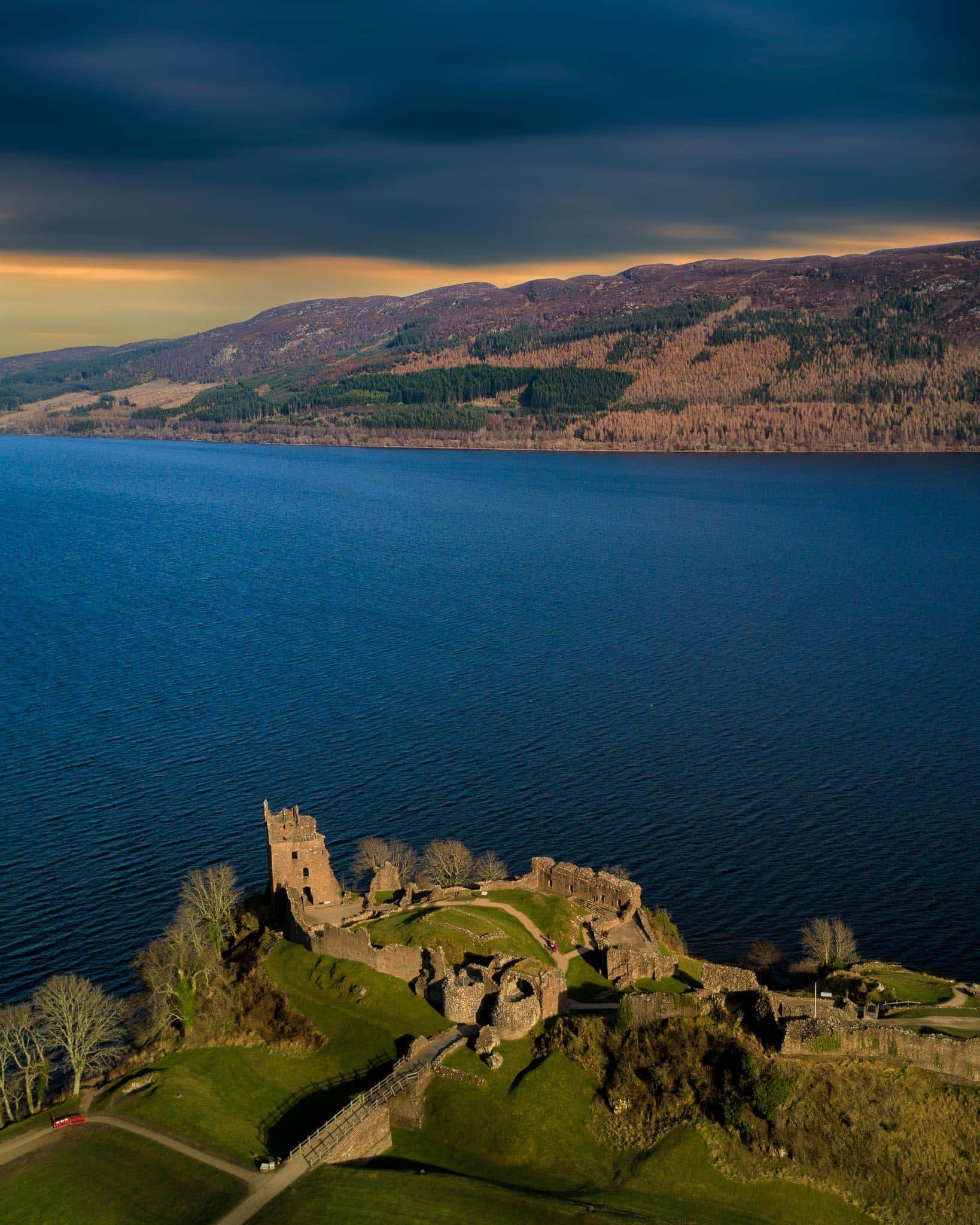 Things to do in Inverness: Check out Urqhart Castle on Loch Ness