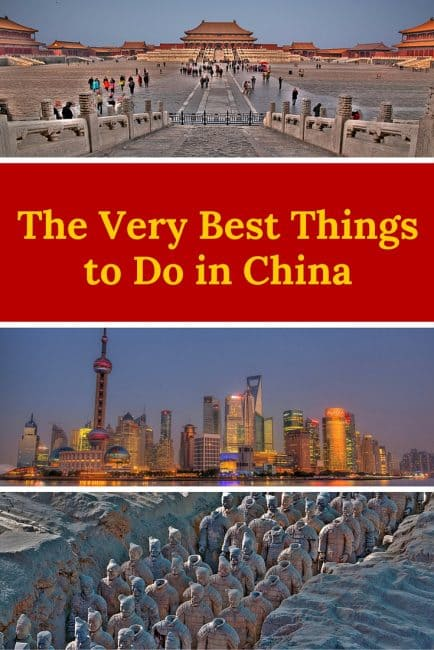 Things to Do in China