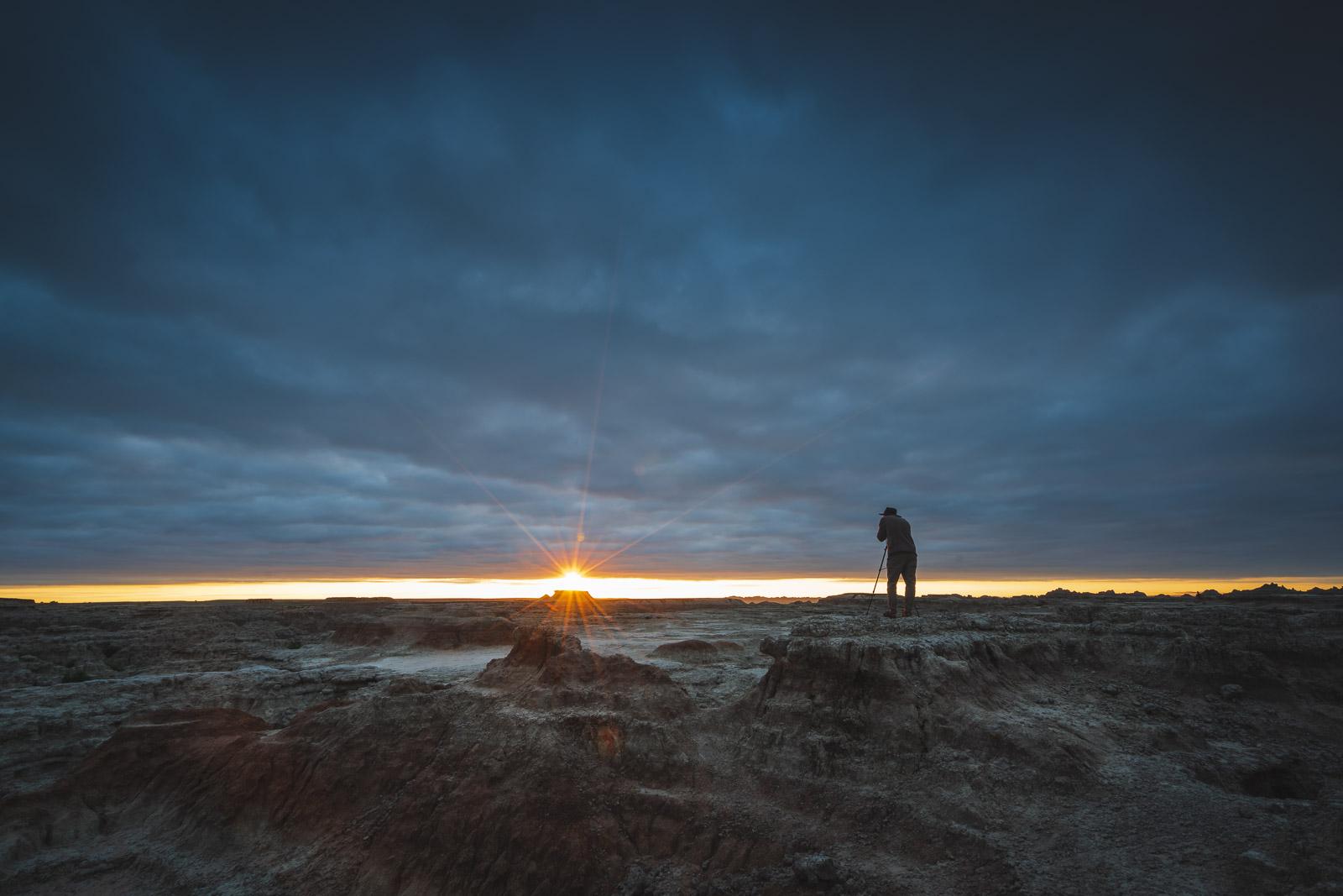Badlands National Park Hikes