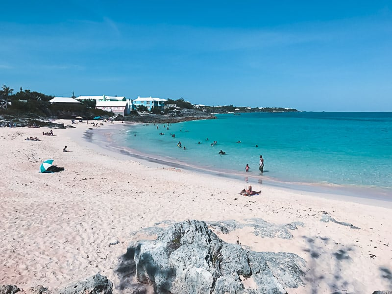 Visit Pink Sand Beaches of Bermuda