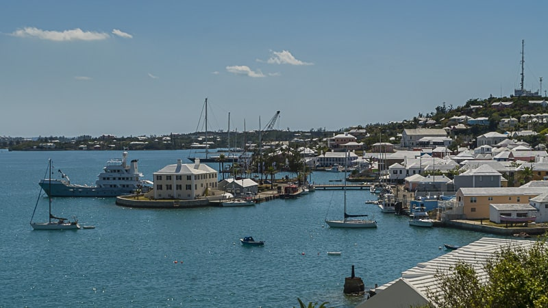 Visit Saint George in Bermuda