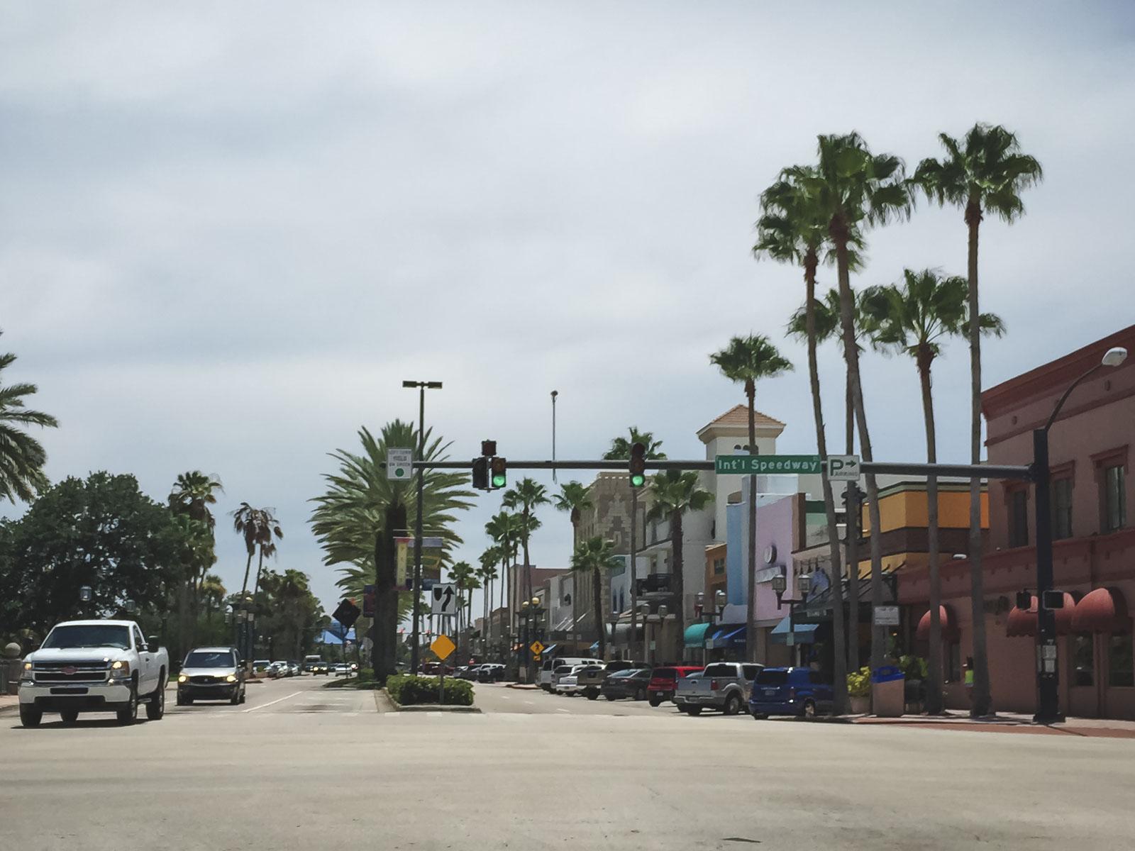 historic downtown daytona beach