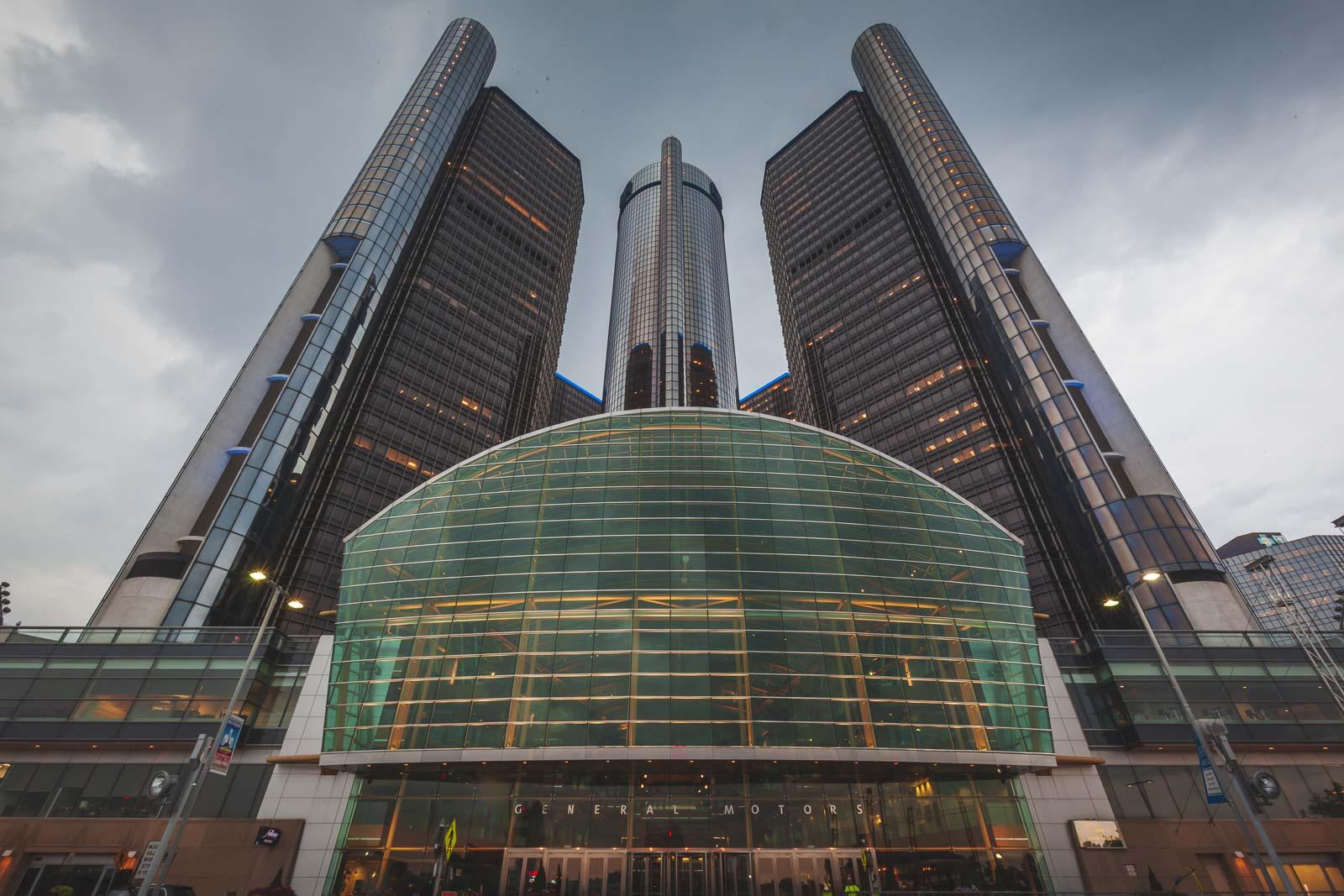 General Motors Detroit Michigan