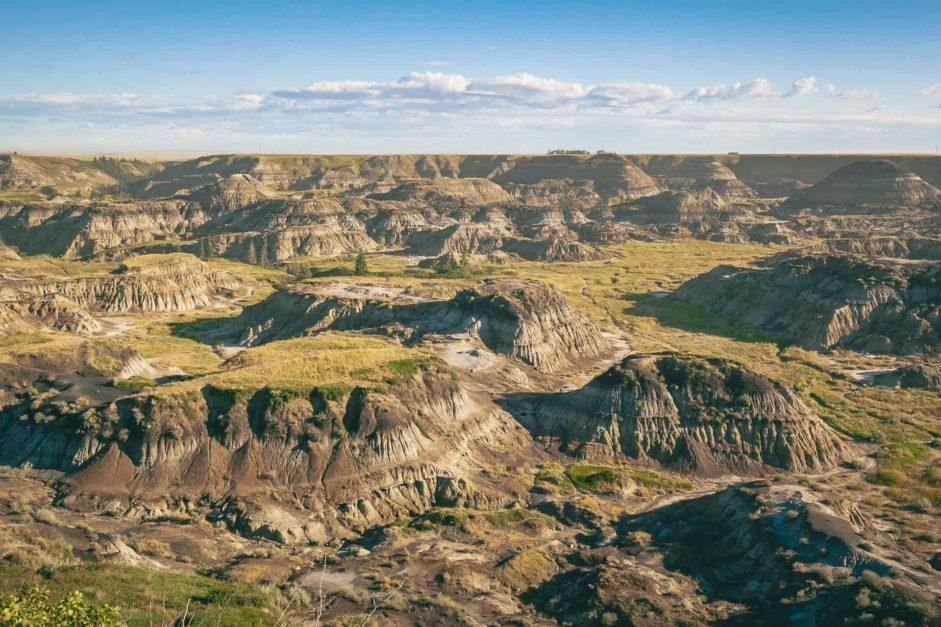 horseshoe canyon drumheller