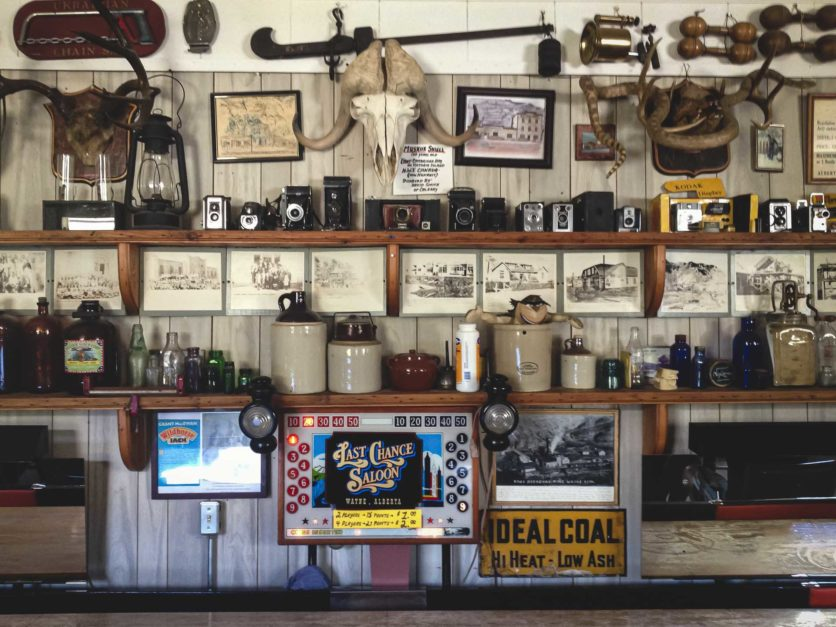 last chance saloon interior