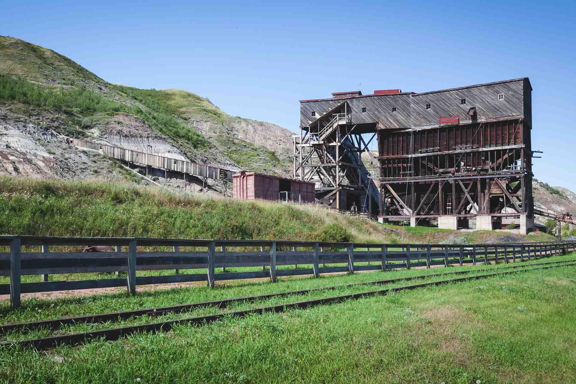 atlas coal mine drumheller