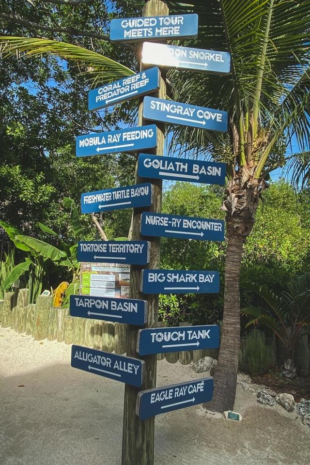 sign at isla morada florida keys