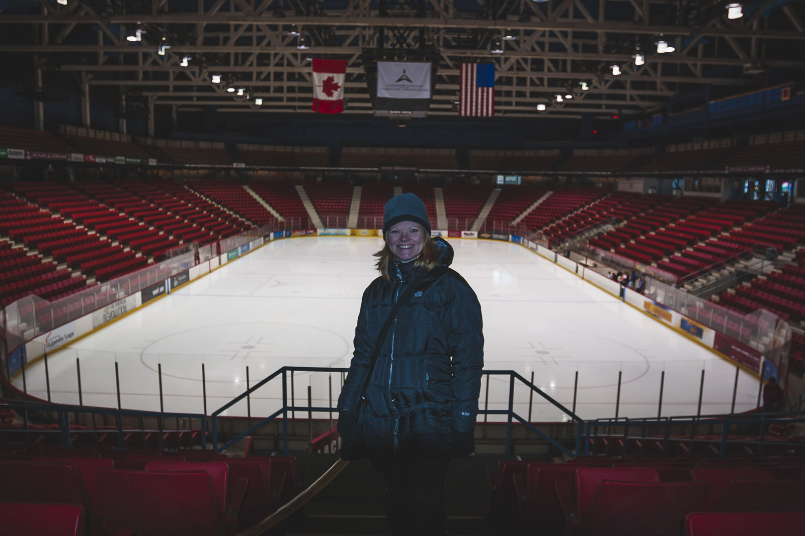 lake placid things to do - inside herb brooks arena