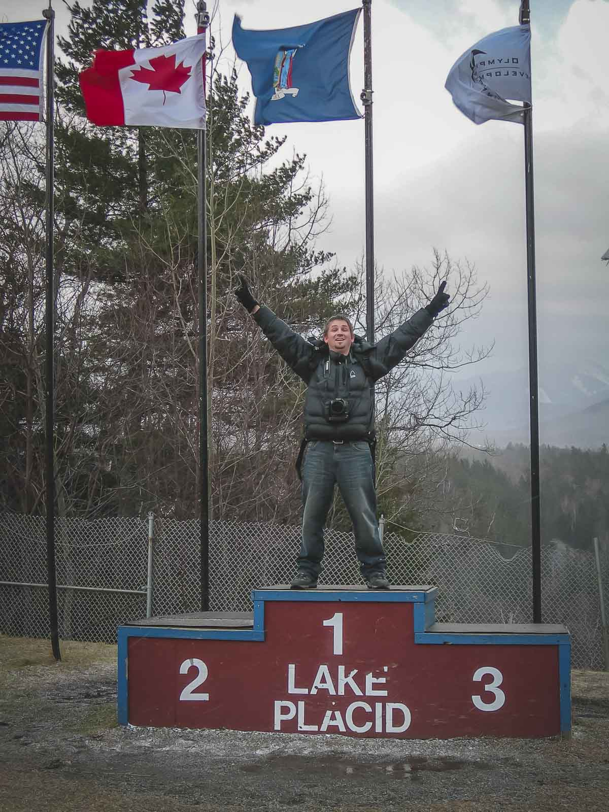 things to do in lake placid new york olympic sites