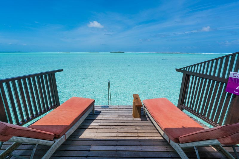 things to do in the Maldives private bungalows