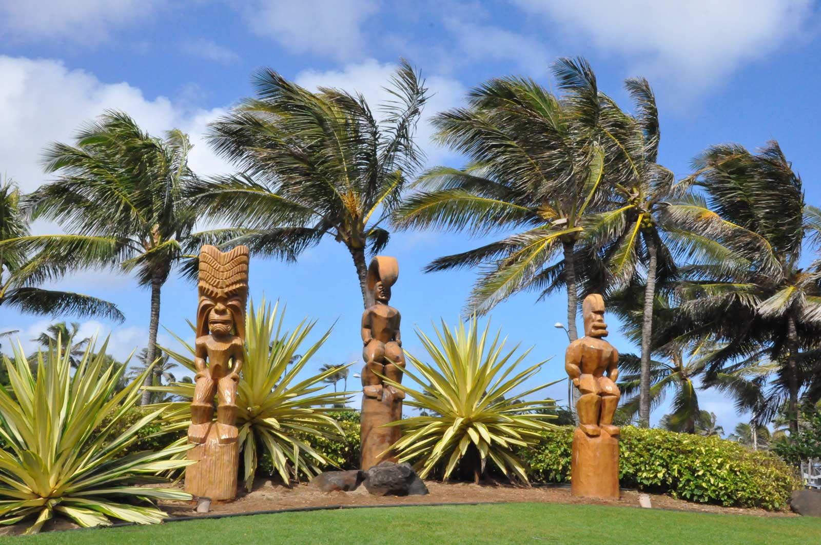 Polynesian Cultural Centre in Oahu
