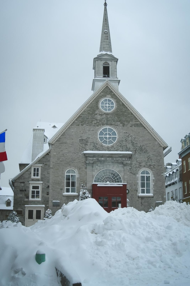 Questions about Quebec City