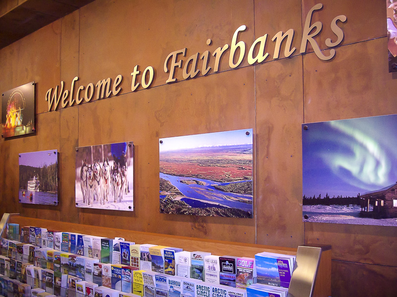 Explore Fairbanks Alaska