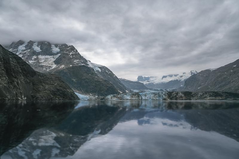 Glacier Bay in Alaska with Uncruise