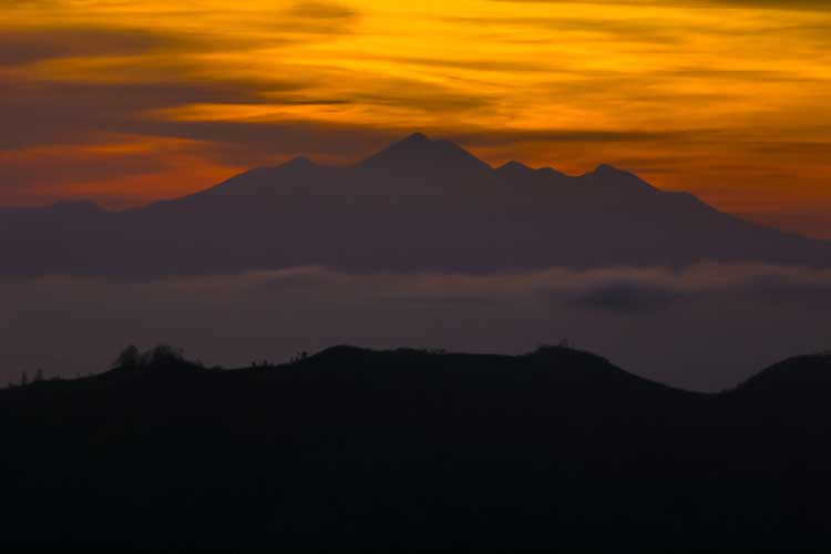 things to do in bali gunung batur volcano