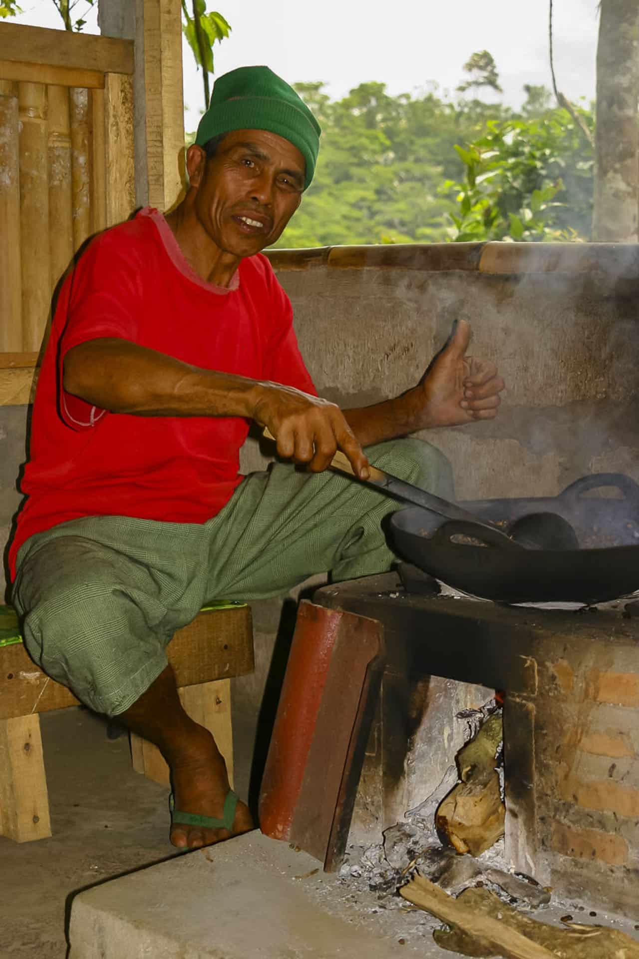 bali coffee plantation