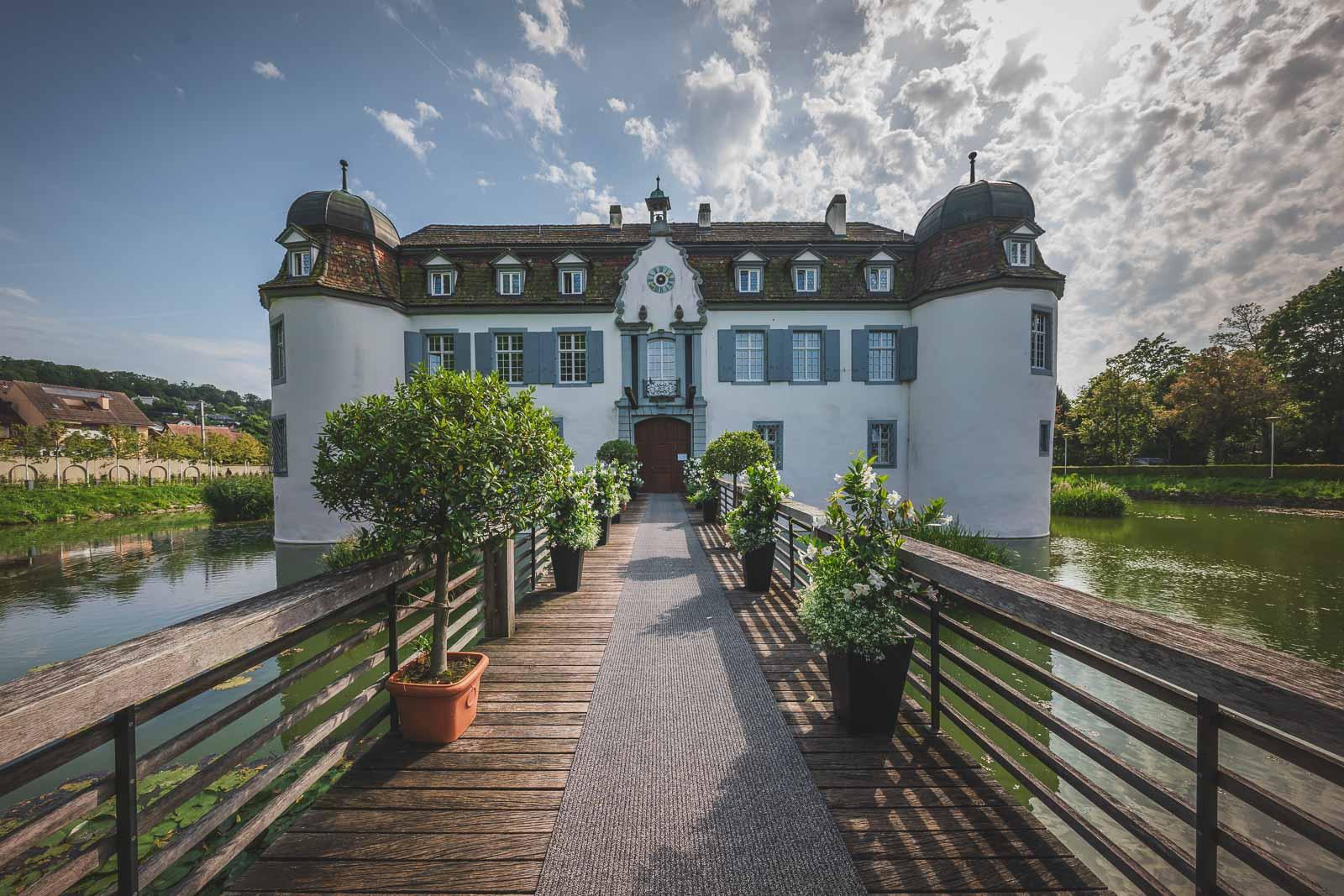 Botmingen Castle Basel Switzerland