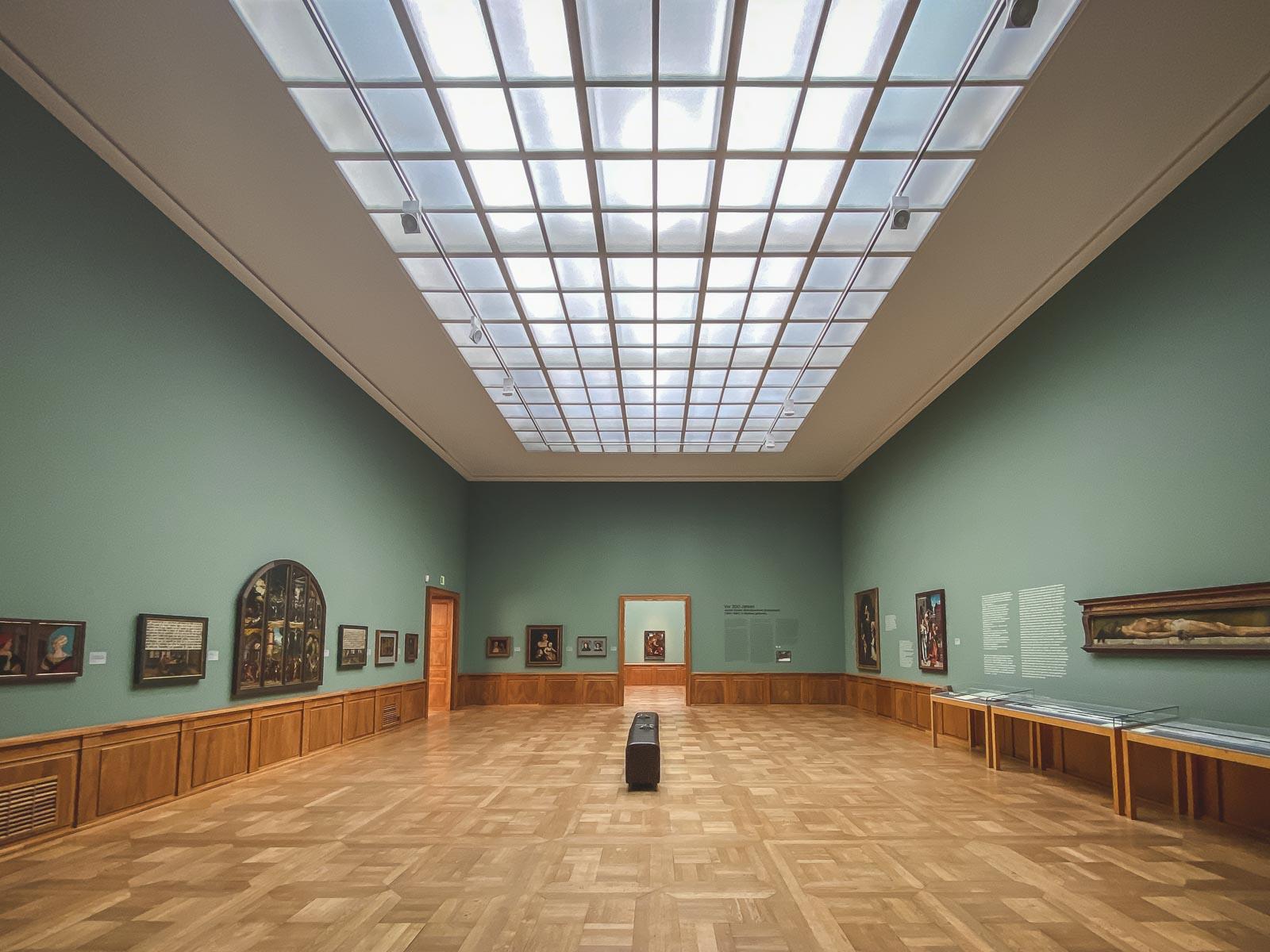Kunstmuseum Basel Interior