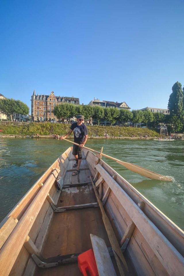 Weidling in Basel Switzerland