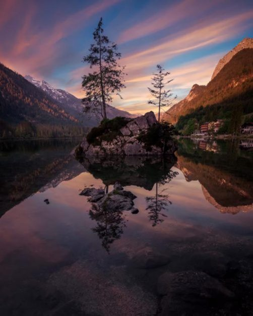 Visit Hintersee when you are in Bavaria