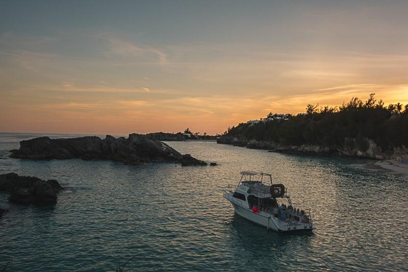 Bermuda sunsets