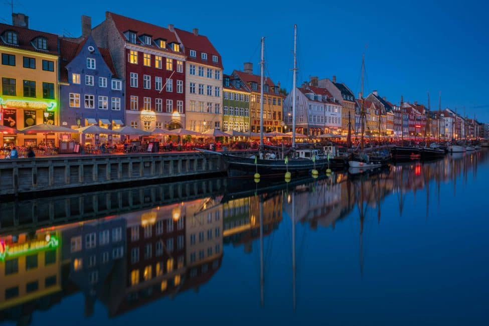 Copenhagen most beautiful cities in Europe