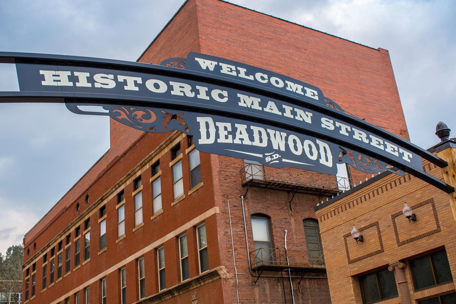 Things to do in Deadwood South Dakota